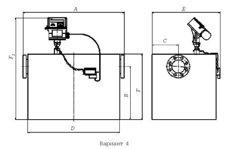 Измерительный комплекс СГ-ЭК схема вид.